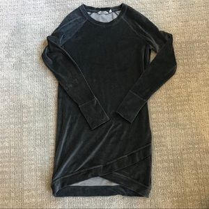 Athleta Dress Charcoal